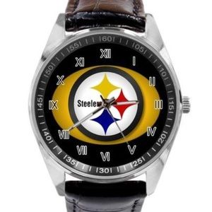 🆕 Pittsburgh Steelers Watch